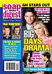 12-16-13 Soap Opera Digest  The BEST & WORST of 2013