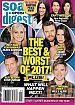 12-18-17 Soap Opera Digest  THE BEST & WORST OF 2017