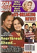 12-19-95 Soap Opera Digest  CHRISTIE CLARK-MARK DERWIN