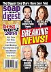12-22-14 Soap Opera Digest  BEST & WORST of 2014