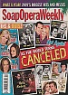 12-29-09 Soap Opera Weekly  ATWT CANCELED-JOHN J YORK