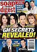 1-30-17 Soap Opera Digest  STEVE BURTON-VANESSA WILLIAMS