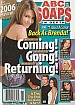 1-3-06 ABC Soaps In Depth  VANESSA MARCIL-ALICIA MINSHEW