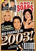 1-7-03 ABC Soaps In Depth  CATHERINE HICKLAND-KIN SHRINER