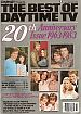 1983 Best of Daytime TV  20th ANNIVERSARY ISSUE