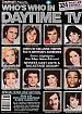 1983 Who's Who In Daytime TV GUIDING LIGHT-CAPITOL