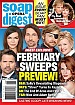 2-10-20 Soap Opera Digest MOST SCANDALOUS HOOKUPS