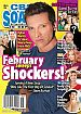 2-11-13 CBS Soaps In Depth  STEVE BURTON-ALLEY MILLS