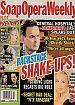2-13-07 Soap Opera Weekly  RON RAINES-JUSTIN BRUENING