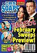 2-14-11 CBS Soaps In Depth  CHRISTEL KHALIL-JACK WAGNER