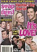 2-21-06 Soap Opera Digest  TOM PELPHREY-STEPHANIE GATSCHET