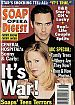 2-22-00 Soap Opera Digest  JOSH TAYLOR-SARAH BROWN