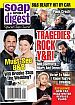 2-23-15 Soap Opera Digest  DON DIAMONT-HEATHER TOM