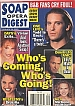 2-29-00 Soap Opera Digest  ROGER HOWARTH-GALEN GERING