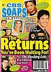 2-4-08 CBS Soaps In Depth  TOM PELPHREY-CHRISTIAN LEBLANC