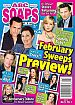 2-4-13 ABC Soaps In Depth  BRANDON BARASH-DREW CHEETWOOD