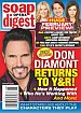 2-8-21 Soap Opera Digest DON DIAMONT-MARK GROSSMAN