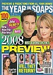 March 2008 Soap Opera Update Yearbook 2008 PREVIEW