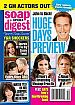 3-10-14 Soap Opera Digest  HUNTER TYLO-KATE MANSI