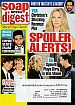 3-16-15 Soap Opera Digest  LAURALEE BELL-LANE DAVIES