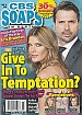 3-16-20 CBS Soaps In Depth JOSHUA MORROW-MICHELLE STAFFORD