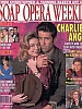 3-16-93 Soap Opera Weekly  CHRISTOPHER LAWFORD-KELLY RIPA