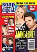 3-17-14 Soap Opera Digest  JOSHUA MORROW-LYNN HERRING