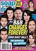3-19-18 Soap Opera Digest  DON DIAMONT-NANCY LEE GRAHN
