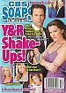 3-25-13 CBS Soaps In Depth   MELISSA CLAIRE EGAN-HUNTER KING