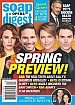 3-30-20 Soap Opera Digest ROSCOE BORN-THORSTEN KAYE
