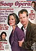 3-3-92 Soap Opera Magazine  LYNN HERRING-KIN SHRINER