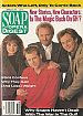 3-5-91 Soap Opera Digest  JAMES KIBERD-JOHN WESLEY SHIPP