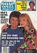 3-7-89 Soap Opera Digest  ANDREA EVANS-CHARLES GRANT