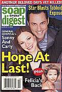 3-9-04 Soap Opera Digest  BREE WILLIAMSON-SCOTT BAILEY
