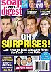 4-10-17 Soap Opera Digest  COURTNEY HOPE-HOTTEST NEWCOMERS