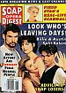 4-11-95 Soap Opera Digest  PATRICK MULDOON-DEIDRE HALL