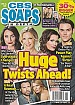 4-13-20 CBS Soaps In Depth MARK GROSSMAN-COURTNEY HOPE