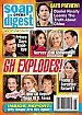 4-15-13 Soap Opera Digest  RICKY PAULL GOLDIN-DEBBI MORGAN
