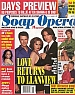 4-15-97 Soap Opera Magazine  VICTOR ALFIERI-CRYSTAL CHAPPELL