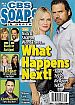 4-16-18 CBS Soaps In Depth  DON DIAMONT-CHRISTIAN LEBLANC