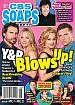 4-21-14 CBS Soaps In Depth  SHARON CASE-JESSICA COLLINS