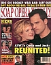 4-24-01 Soap Opera Weekly  MAURA WEST-MARY BETH EVANS
