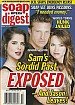 4-24-07 Soap Opera Digest  KELLY MONACO-JAY KENNETH JOHNSON