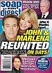 4-24-17 Soap Opera Digest  PATRIKA DARBO-SHAWN CHRISTIAN
