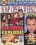 4-3-01 Soap Opera Weekly  MICHAEL NADER-CHARLOTTE ROSS