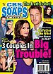 4-4-16 CBS Soaps In Depth  JUSTIN HARTLEY-MELISSA CLAIRE EGAN
