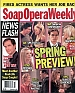 4-6-04 Soap Opera Weekly  KRISTINA WAGNER-SYDNEY PENNY