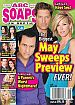 5-13-13 ABC Soaps In Depth  SEAN KANAN-LAURA WRIGHT