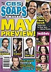 5-13-19 CBS Soaps In Depth MAY PREVIEW-DARIN BROOKS