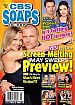 5-16-16 CBS Soaps In Depth  MELISSA ORDWAY-SEAN CARRIGAN